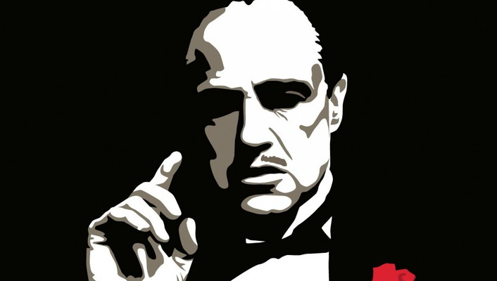 God the godfather wallpaper