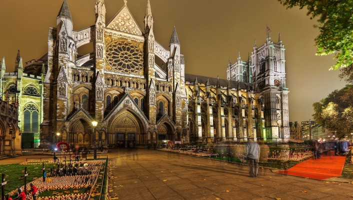 Architecture london evening westminster abbey wallpaper