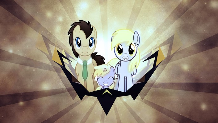 Is dinky dr whooves equestria time turner wallpaper