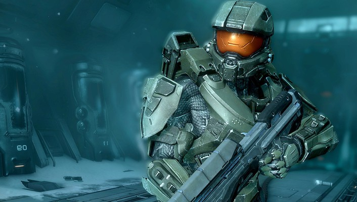 Video games master chief halo 4 wallpaper