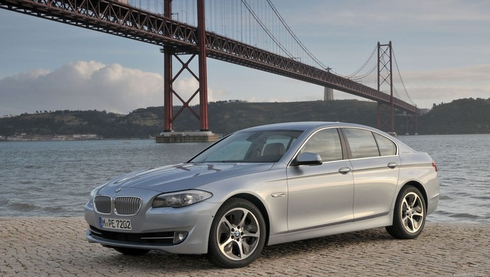 Bmw 5 series cars wallpaper