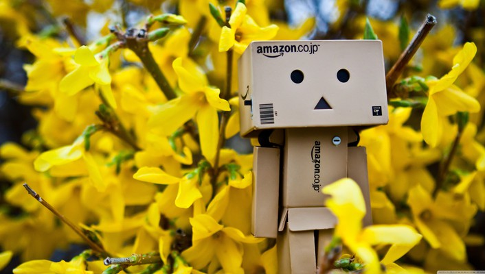 Danboard abstract amazon spring time wallpaper