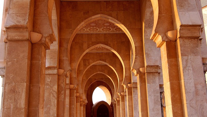 Middle east architecture wallpaper