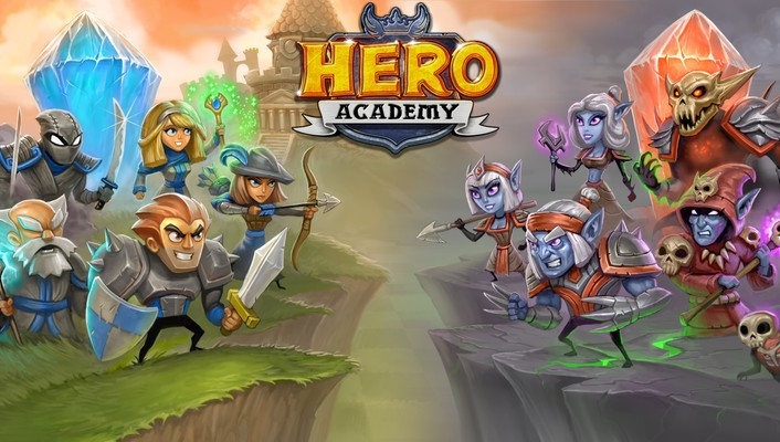 Video games hero academy wallpaper