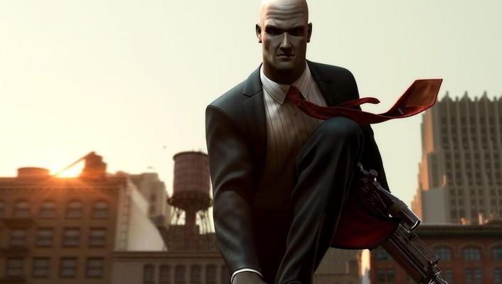 Video games hitman wallpaper