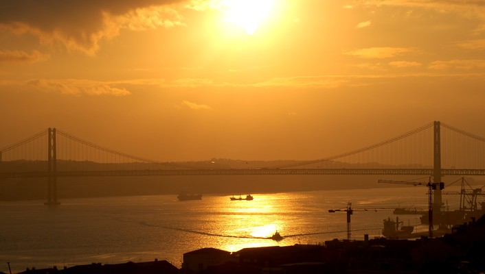 River tejo wallpaper