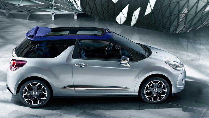 Cars citroën citroen ds3 cabrio wallpaper