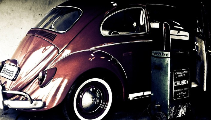 Beetles cars wallpaper