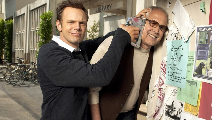 Chevy chase community joel mchale actors bicycles wallpaper