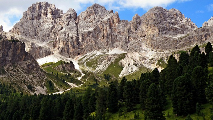 Mountains landscapes nature italy alps wallpaper