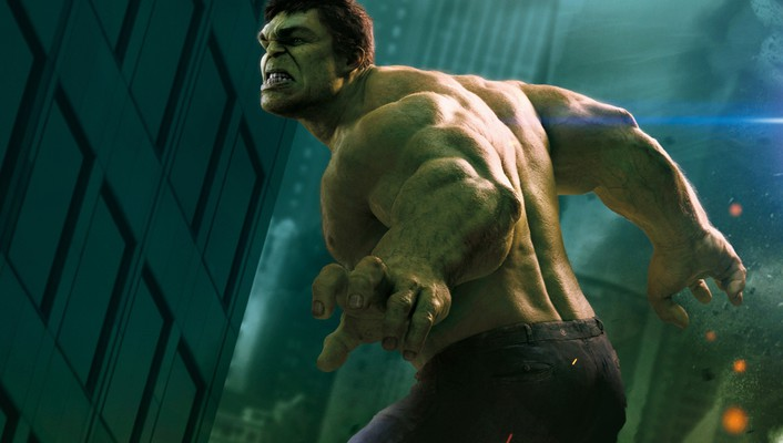 Hulk comic character mark ruffalo the avengers movie wallpaper