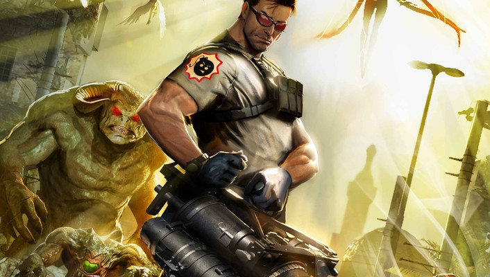 Video games serious sam wallpaper