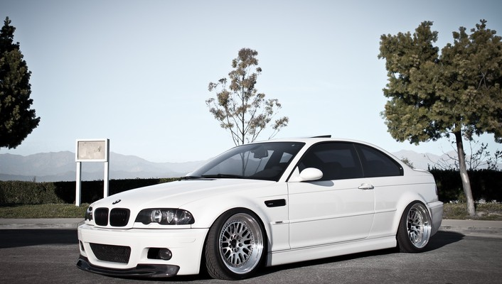Bmw cars auto e46 wallpaper