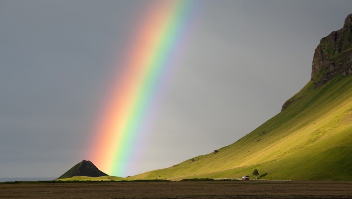 Rainbow pictures wallpaper