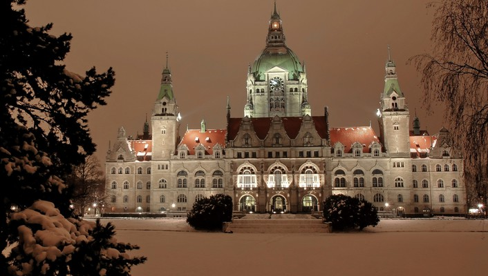 Hannover wallpaper