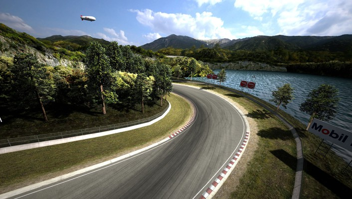 Gran turismo 5 roads wallpaper