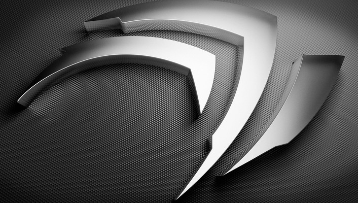 Nvidia logo background wallpaper