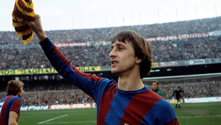 Holland nou camp football stars johan cruyff wallpaper