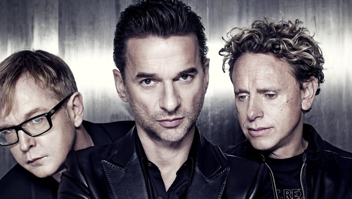 Depeche mode men music bands wallpaper