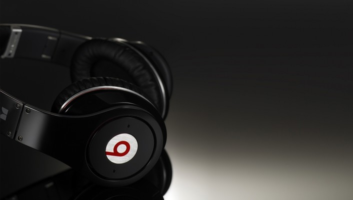 Beats by drdre headphones technology wallpaper