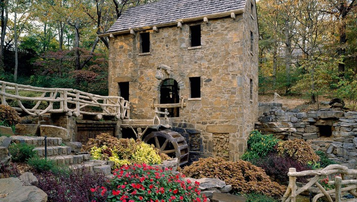 Arkansas little mill mills north wallpaper