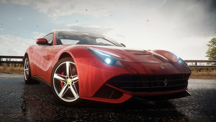 F12 berlinetta playstation 4 xbox one rivals wallpaper