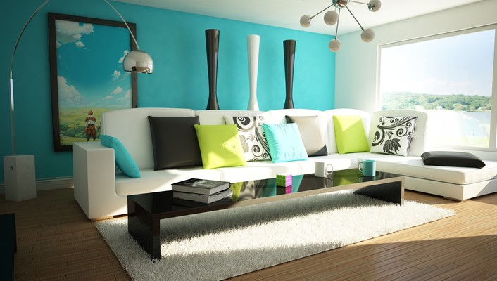Couch interior 3d render mangotangofox living room designs wallpaper
