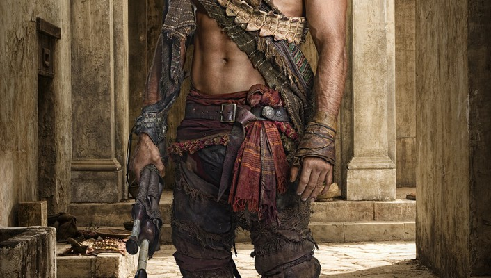 Of the arena vengeance dustin clare gannicus wallpaper
