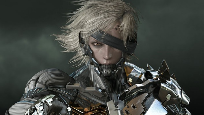 Head raiden wallpaper