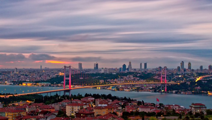 Nature cityscapes istanbul wallpaper