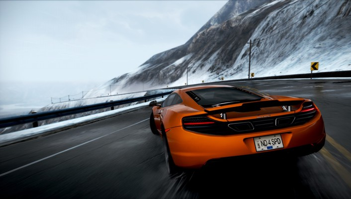 Need for speed mclaren mp4-12c hot pursuit wallpaper