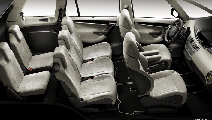 Cars car interiors citroen c4 wallpaper
