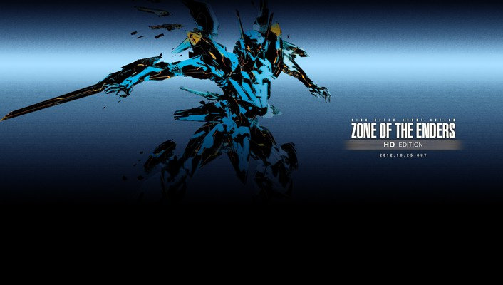 Video games zone of the enders game wallpaper
