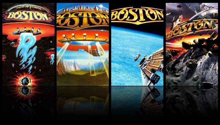 Boston band wallpaper