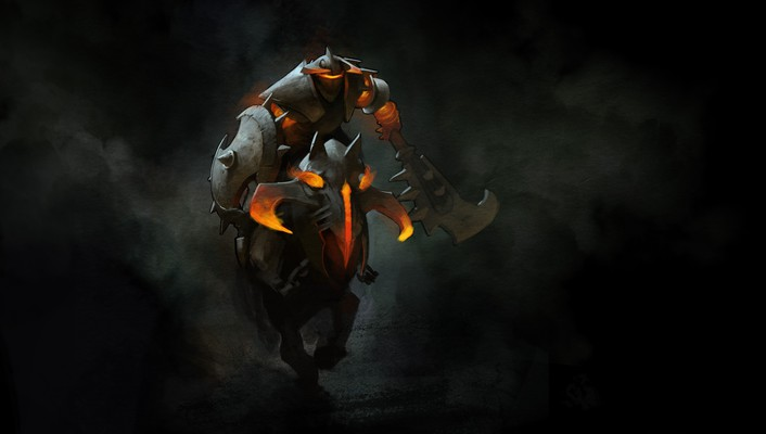 Chaos knight dota 2 nessaj artwork wallpaper