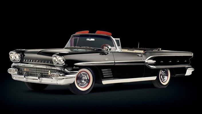 Cars old vintage pontiac bonneville wallpaper