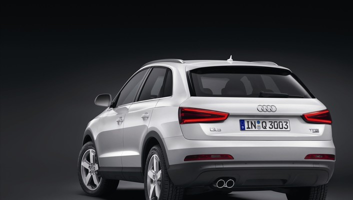 Cars audi vehicles q3 wallpaper