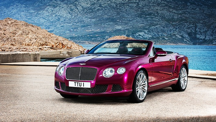 Bentley convertible continental gt wallpaper