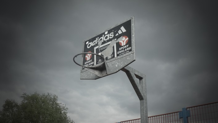 Adidas basketball hoop wallpaper