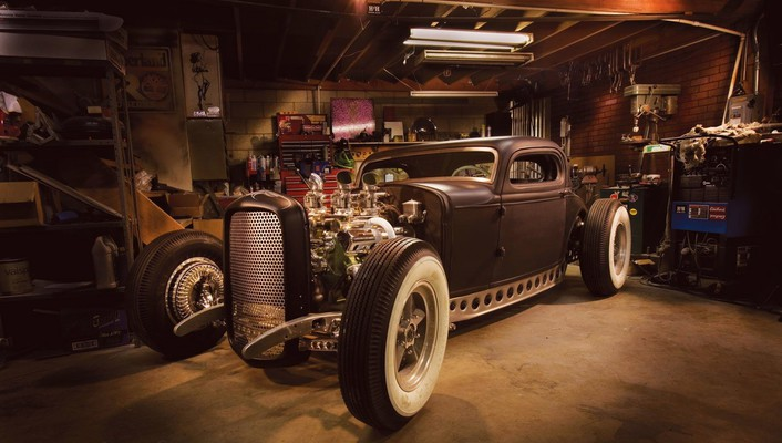 Cars ford rod 1930 wallpaper