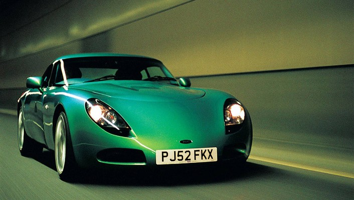 Cars tvr front view t350 wallpaper