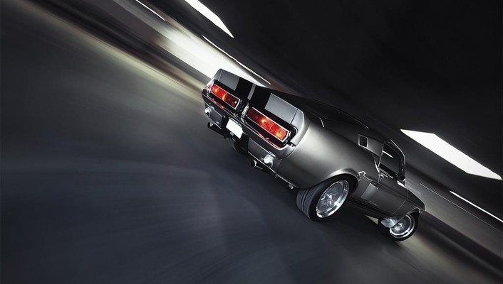 Ford shelby mustang king drag car elanor wallpaper