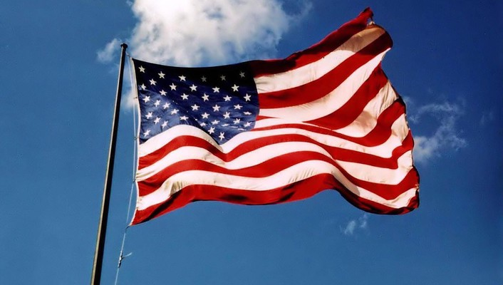 Clouds flags usa american flag redneck wallpaper