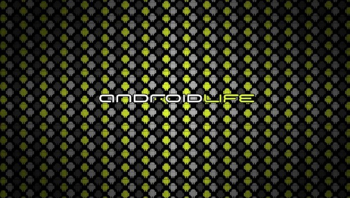 Android life wallpaper
