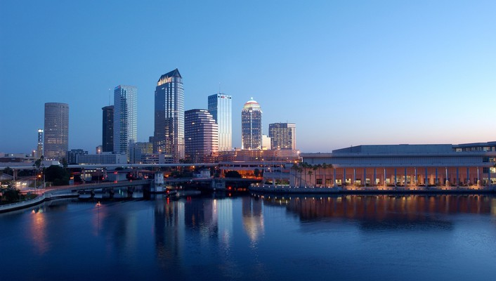 Tampa florida usa wallpaper