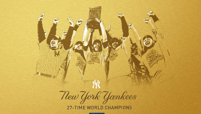 Baseball mlb new york yankees championship wallpaper