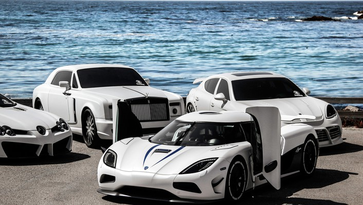 Cars supercars koeniggsegg rolls royce mercedes-benz wallpaper