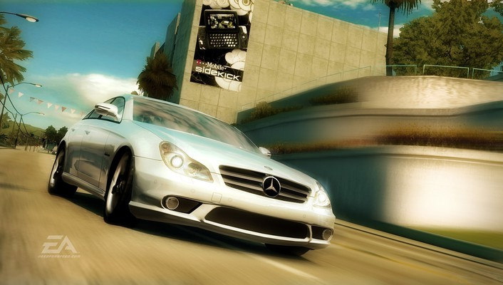 Mercedesbenz need for speed undercover cars games wallpaper