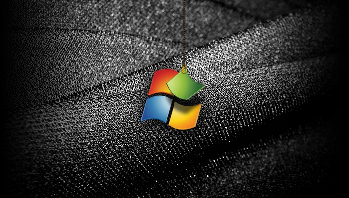 Abstract windows 7 wallpaper