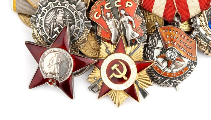Medals symbols wallpaper